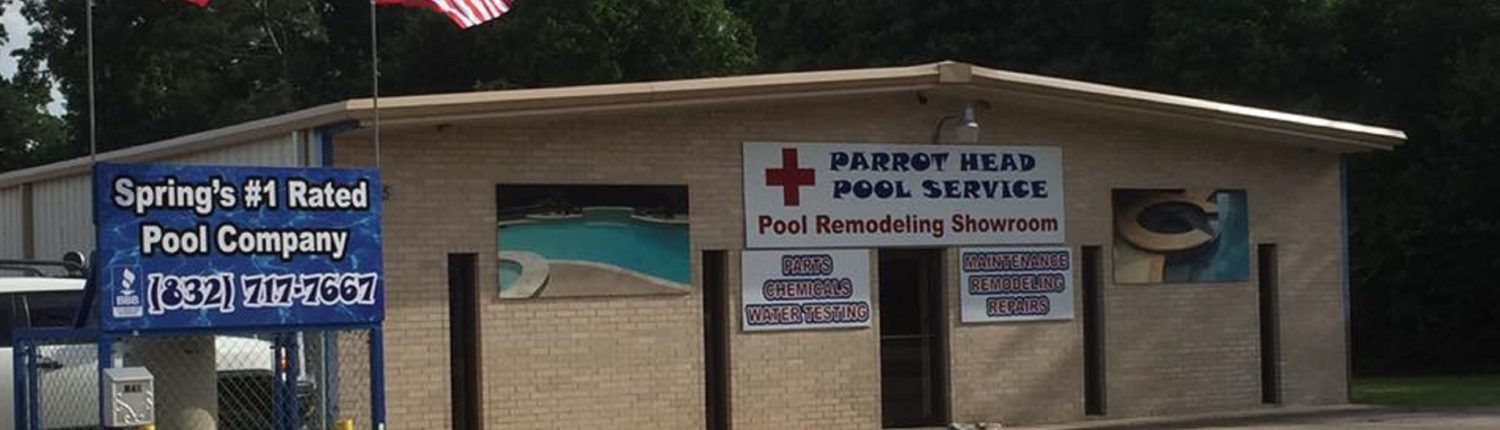 pool remodeling showroom Houston