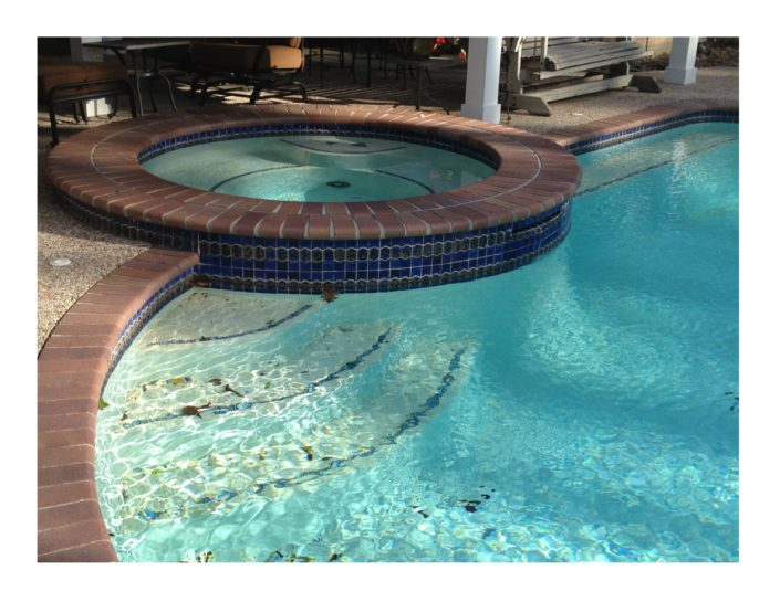 gunite pool repair