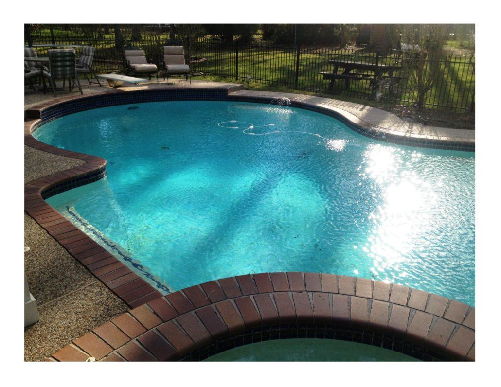 pool plaster repair Houston