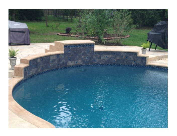 pool tile and coping Houston