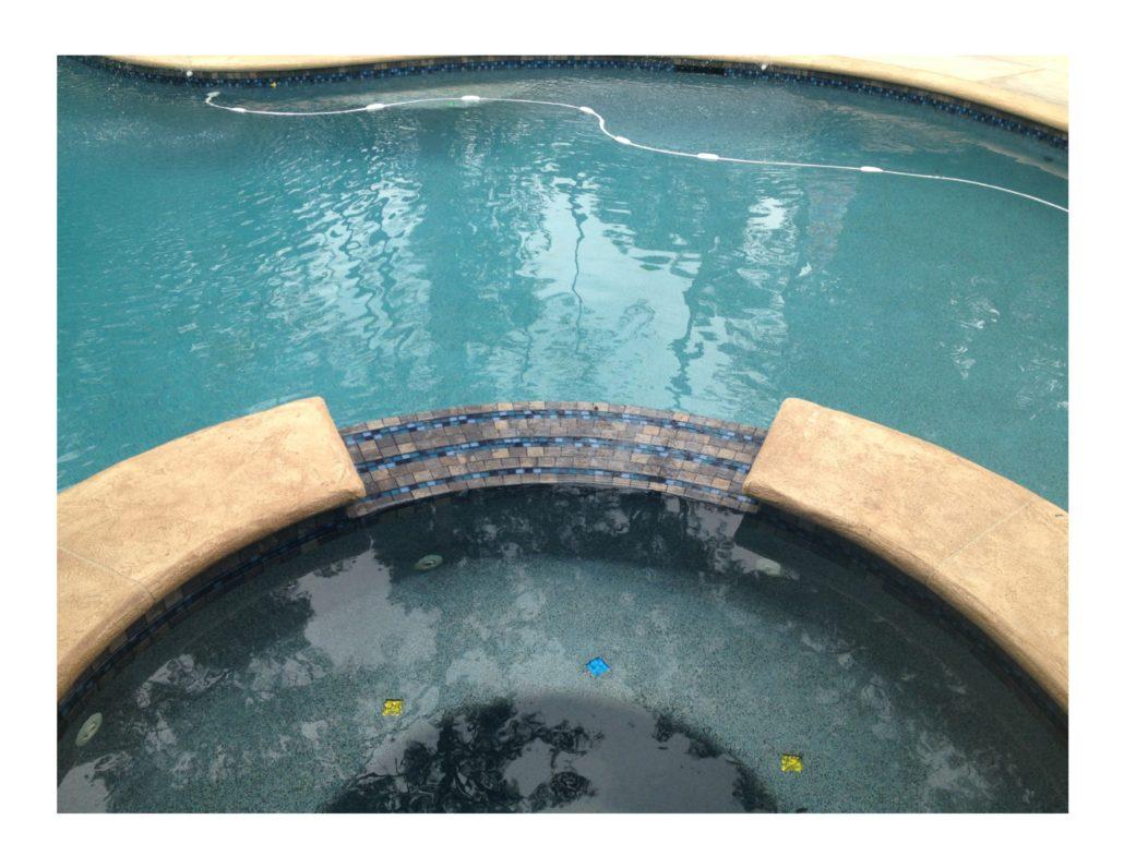 Houston pool tile restoration